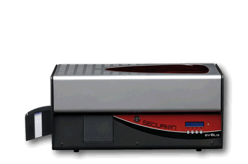 Securion card printer userguide.