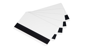 HICO magnetic stripe cards, 500 cards per pack.