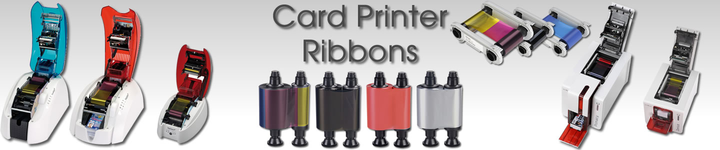 ID card printer ribbons consumables cartridges in Oceania.