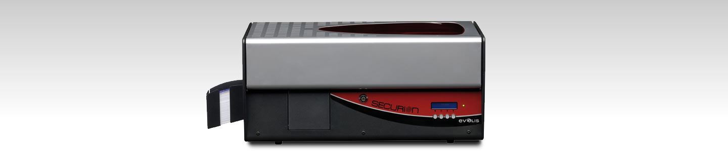 Evolis Securion ID Card Printer.