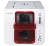 Zenius food safe label card printer.