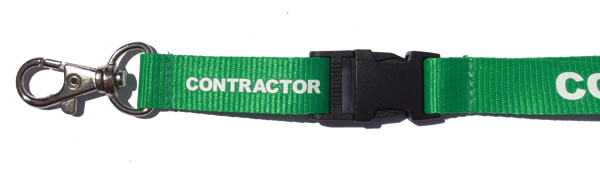 Contractor Lanyard Detachable Buckle, Safety Breakaway buy online.