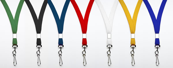 Premium Lanyards available online.
