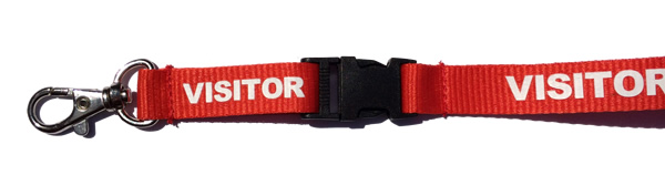 Visitor Lanyard Detachable Buckle, Safety Breakaway buy online.