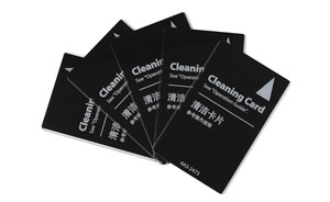ACL006 Adheasive cleaning cards for Retransfer Printers.