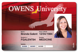 Print student and teacher id cards.