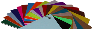 Blank colour PVC cards for card printers Australia.