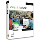 Event Track registration passes.