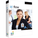 ID Flow professional card design tools.