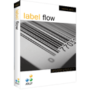 Label Flow design product and shipping labels.
