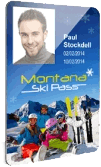 Print Ski passes on demand Melbourne ski fields.